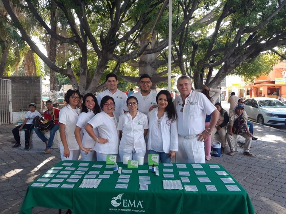 Ema Escuela De Medicina Alternativa